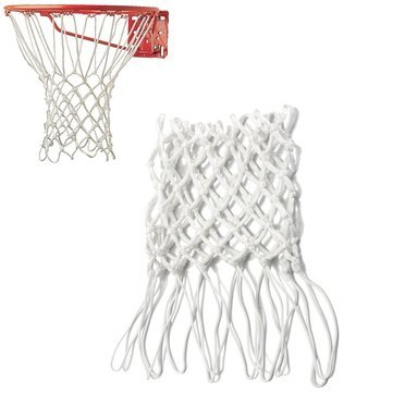 Basketball Game Earnings - 50cm Portable Nylon Basketball Net Outdoor Sport Weather Hoop - Reticulation Profit Take-Home Income Lucre Final Meshwork Sack - 1PCs by Unknown