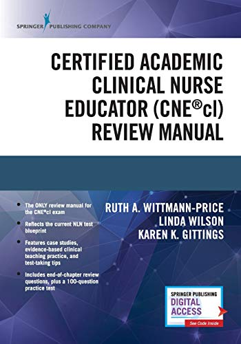 Certified Academic Clinical Nurse Educator (CNE®cl) Review ()