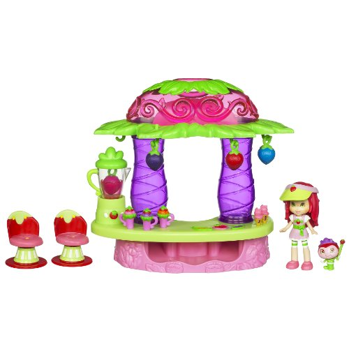 (Hasbro Strawberry Short Cake Smoothie Maker)