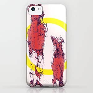 Society6 - Dog And His Man iPhone & iPod Case by Abe Freitas