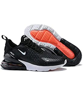premium selection b6352 37b6f Nike Men's Air Max 270, Black/White, 9.5 M US: Buy Online at ...