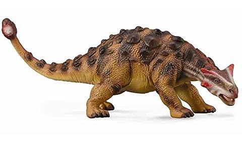 CollectA Ankylosaurus Toy (1:40 Scale) - Ankylosaurus Dinosaur Toy