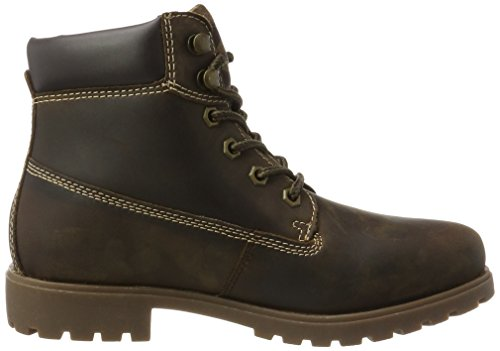 by Gerli Desert 35xe209 Cafe Botas Mujer Dockers 400320 Marrón para dpwqf5d6x