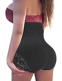 Women's Butt Lifter Shaper Tummy Control Hi-waist Thigh Slimmer