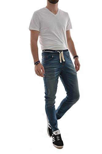 pantalons pull in dening epic bleu