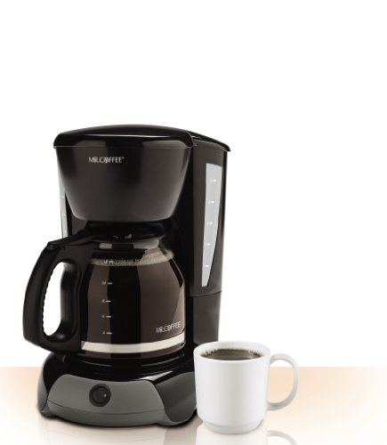 Coffee Maker Without Pot : Mr. Coffee VB13 12-Cup Switch Coffeemaker, Black Best Coffee Pots