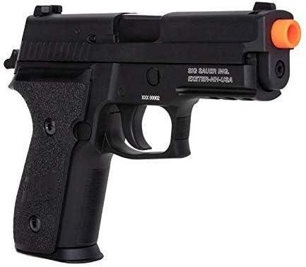 PF Sig Sauer ProForce P229 Airsoft Green Gas Black Air Pistol