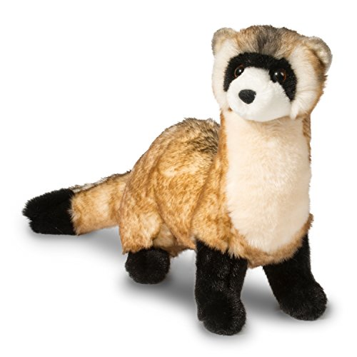 Douglas Vince The Black Footed Ferret Plush -