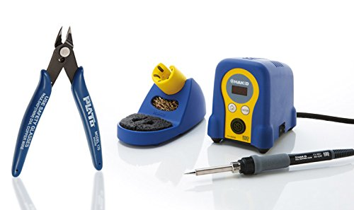 FX888D Digital Soldering Station Cutter