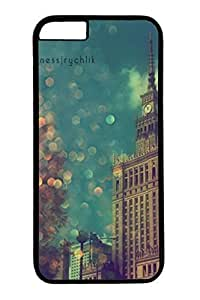 City Sights 13 Slim Hard Cover Case For Iphone 5C Cover PC Black Cases BY supermalls