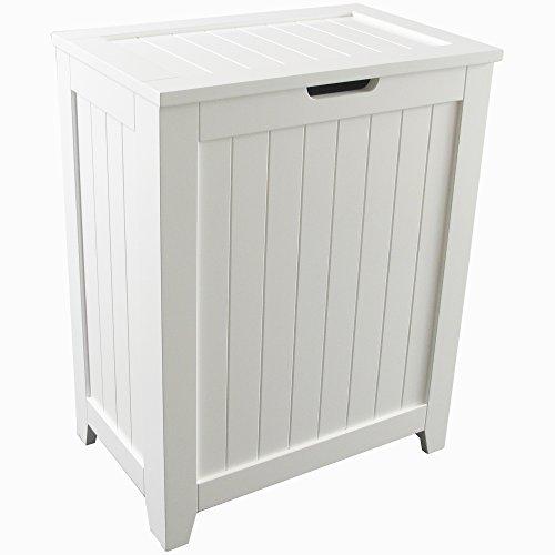 Tilt Out Laundry Hamper - Redmon KD Contemporary Country Hamper 5220