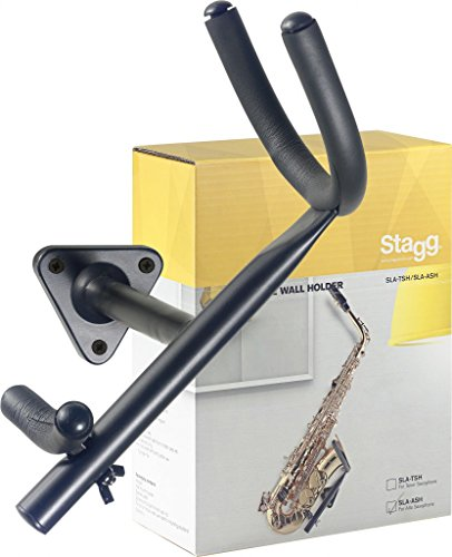 Stagg SLA-ASH Alto Saxophone Stand (Stand For Alto Saxophone)