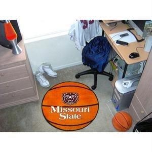 - Fanmats Missouri State Basketball Mat 27