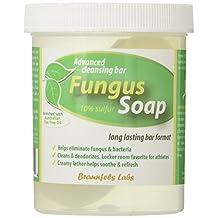 Fungal Soap - Tinea Versicolor, Tinea Corporis, Foot Tinea (Athletes Foot), Tinea Cruris (Jock Itch) by Braunfels Labs