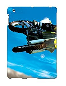 Crooningrose Case Cover Protector Specially Made For Ipad 2/3/4 Extreme Moto Sport