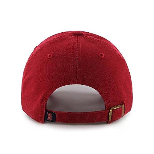 47Brand B-RGW02GWS146 - Gorra de Béisbol Rojo - rosso