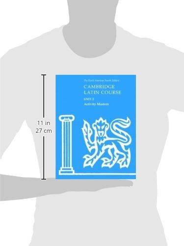 Cambridge Latin Course Unit 2 Activity Masters (North American Cambridge Latin Course)
