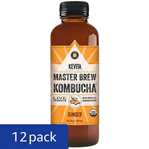 Review KEVITA Master Brew Kombucha