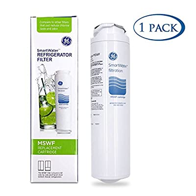 Successful_ShoP GE SmartWater Refrigerator Filter MSWF Replacement Cartridge