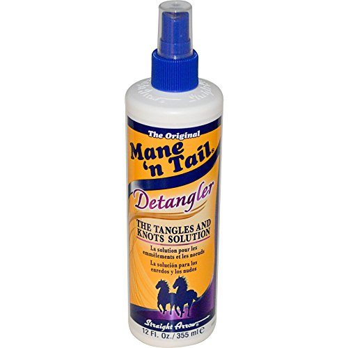 Mane 'n Tail, Detangler Spray, 12 fl oz (355 ml) - 2pc (Mane N Tail Spray)