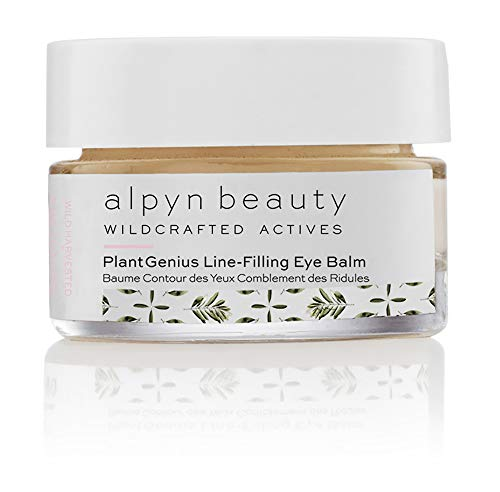 Alpyn Beauty - Natural PlantGenius Line-Filling Eye Balm (.5 fl oz | 14 ml)