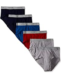 Men's Assorted Fashion Brief(Pack Of 6)