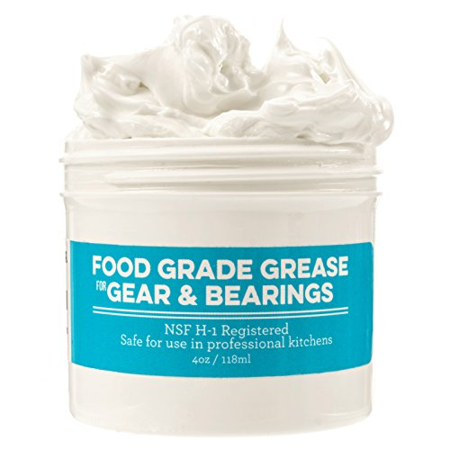 - 4 Oz Food Grade Grease for KitchenAid Stand Mixer - MADE IN THE USA