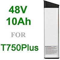 LANKELEISI 48v 10ah Battery for T750Plus