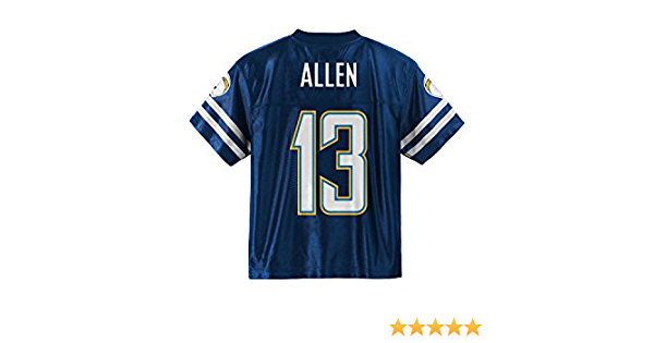 Keenan Allen Los Angeles Chargers Navy Blue Player Jersey Youth