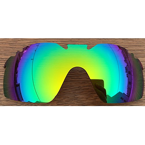 Inew Polarized Replacement lenses ForYour Oakley Radarlock XL Emerald - Replacement Lenses Radarlock Xl Oakley
