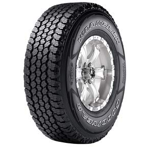Goodyear Wrangler All-Terrain Adventure w/Kevlar All Season Radial - 265/70R16 112T
