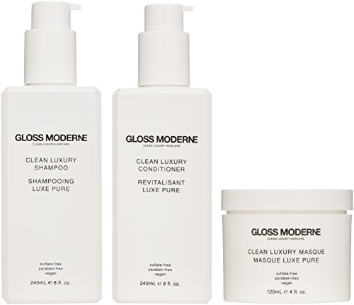 GLOSS Moderne Clean Luxury Haircare Collection by GLOSS Moderne