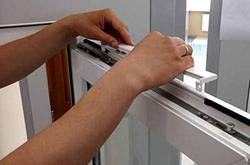 einfache Montage im Rahmen verhindert die Bildung von /übersch/üssiger Feuchtigkeit gegen Schimmel Regulierung AIR-BOX Comfort Fenster Bel/üftung Set ohne Ventilator ben/ötigt keinen Strom