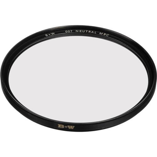 B+W 77mm Clear with Multi-Resistant Coating (007M)