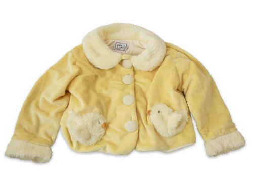 Baby Chick Easter Coat - Fuzzy Wear