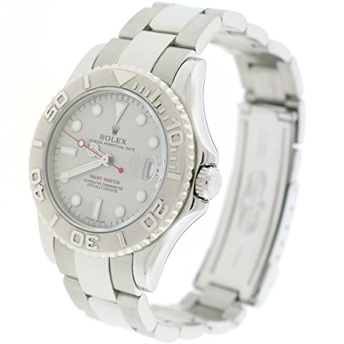 Rolex Yacht-Master automatic-self-wind mens Watch 168622 (Certified Pre-owned) by Rolex (Image #3)