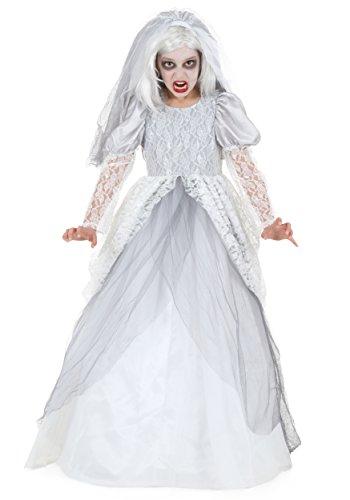 [Fun Costumes Ghost Bride Large] (Lightning Strike Costume)