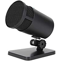 Cyber Acoustics USB Condenser Microphone for Podcasts,...