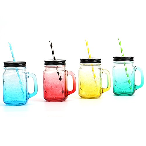 Tosnail Disposable Fashion Drinking Glasses