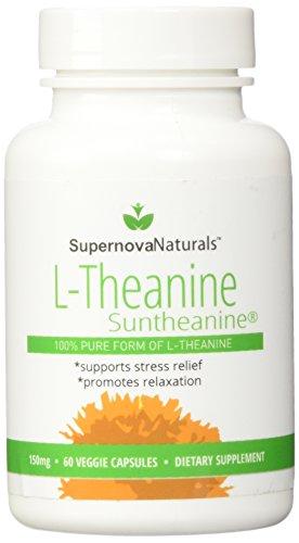 Supernova Naturals-L-théanine (Suntheanine) 150mg
