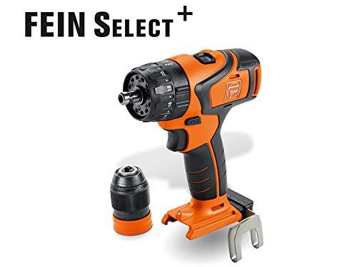FEIN 71132364000 ASB18Q N00 Select Cordless Hammer Drill/Driver, 18 V,...