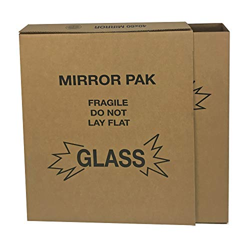 Mirror & Picture Boxes for Moving 5 Sets Adjustable up to 30