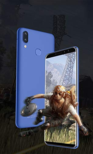 Mobiles 4G Network Ultra-Thin Full-Screen HD Android Smartphone Game 6G Storage +128G Memory (Color : D) by Madsse (Image #5)