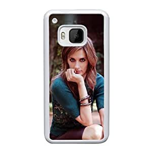 HTC One M9 Cell Phone Case White Beautiful Stana Katic YT3RN2541148