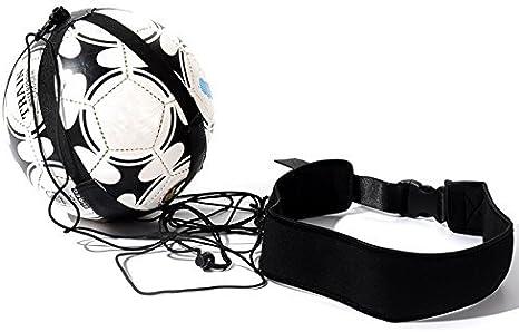 UNAOIWN - Accesorio con cuerda y correa para entrenar a fútbol ...