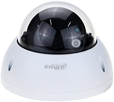 Dahua 6MP IP Camera IPC-HDBW4631R-AS 2.8mm Fixed Lens POE IK10 IP67 Audio and Alarm in out IR30m Security Camera Support SD Card