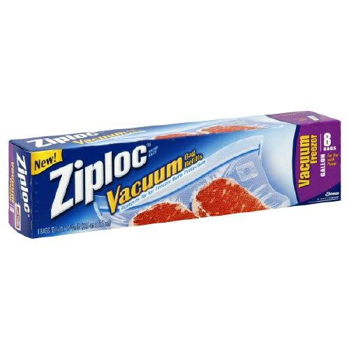 ziploc freezer 1 gallon - 9
