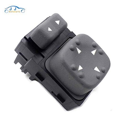 Gmc Switches Jimmy - Fincos 15013100 Power Side View Mirror Switch for GMC Jimmy S-15 Sonoma Olds Bravada