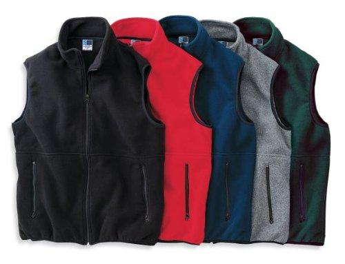 Jp79 Port (Port & Company R-Tek Fleece Vest (JP79) Available in 8 Colors 4X)