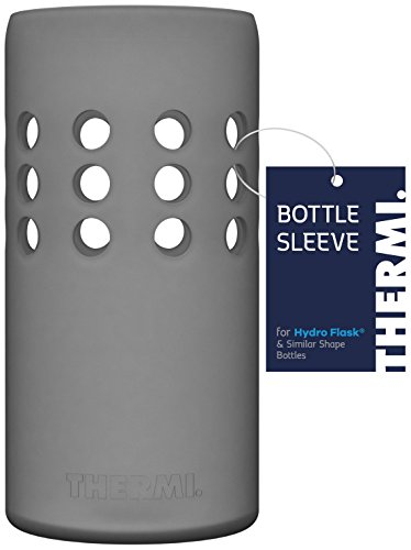 Thermi Protective Silicone Sleeve for Hydro Flask Water Bottles